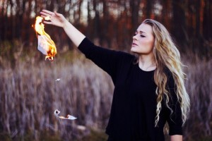 broken hearts, burning letters