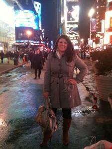sarah centrella in NYC