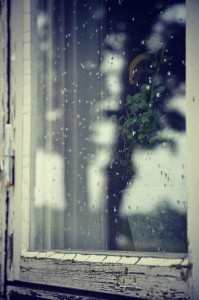 sadness and rain