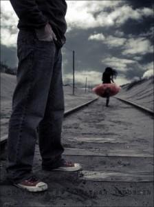 walk away images