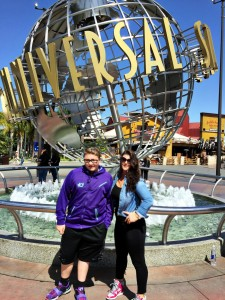 Universal Studios was well worth it!