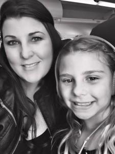 sarah centrella and daughter Mira