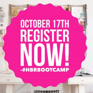 HBR Bootcamp