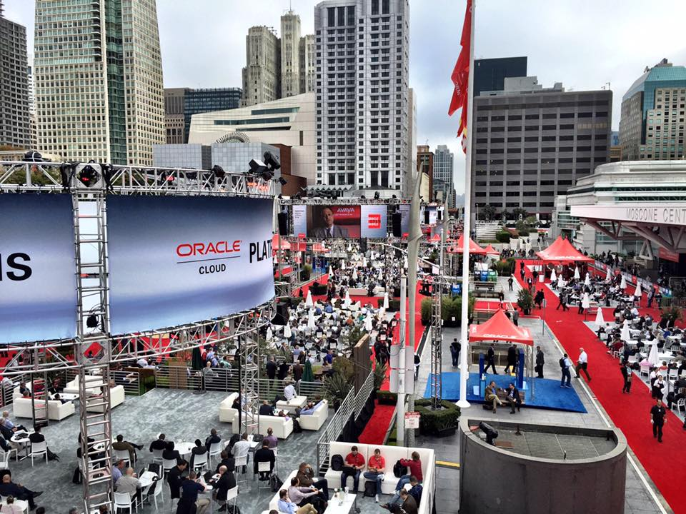 Oracle Open World 15