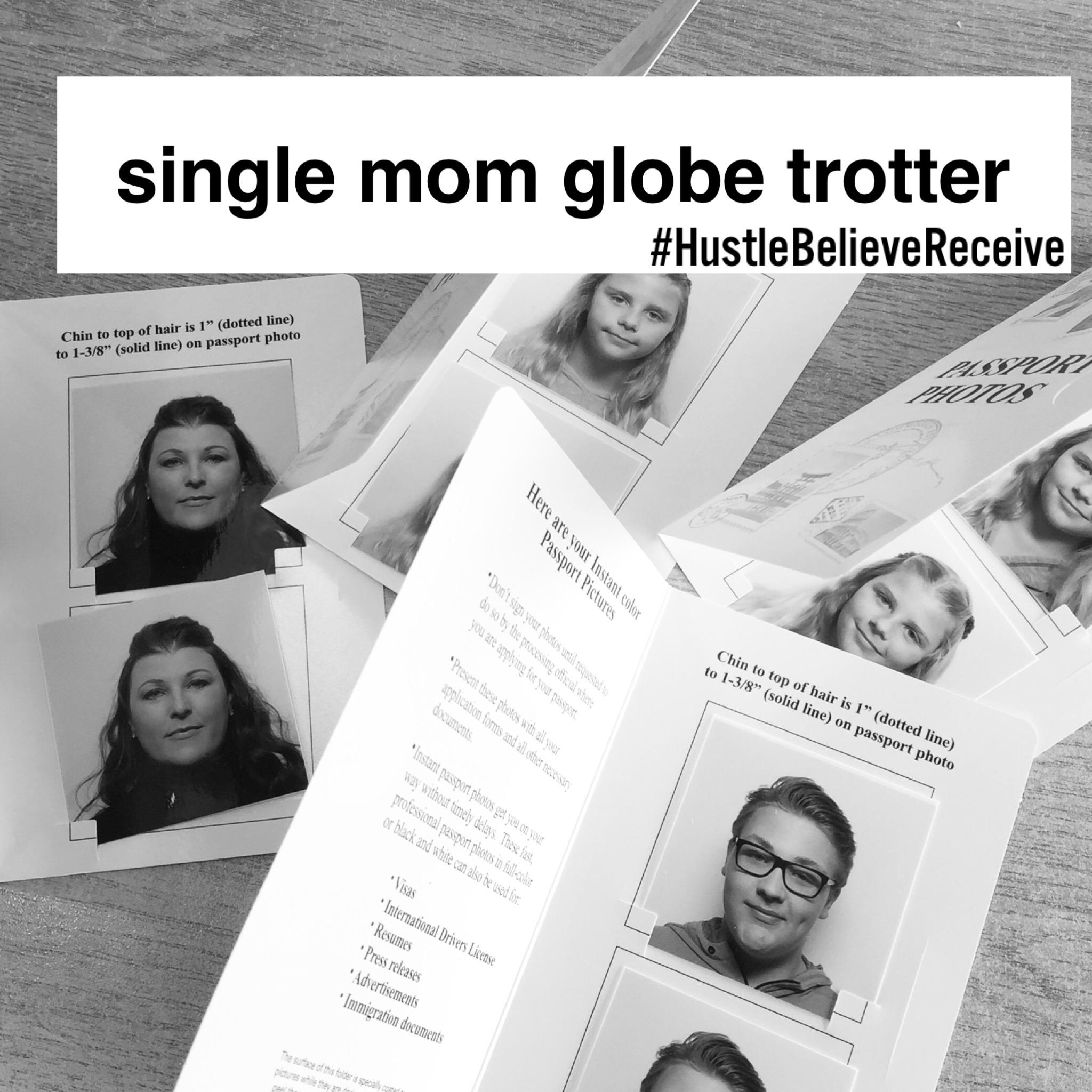 #SingleMomGlobeTrotter