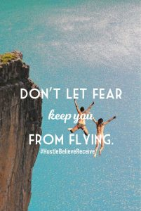 #CourageOverFear
