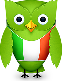 Duolingo Italian