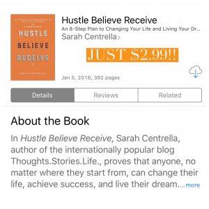 iTunes picks Hustle Believe Receive