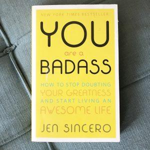 Top women in self-help Jen Sincero