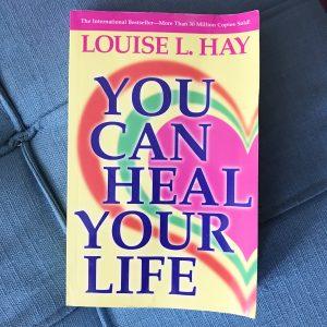 Top women in self-help Louise Hay