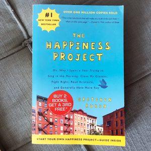 top women in self-help Gretchen Rubin The Happiness Project