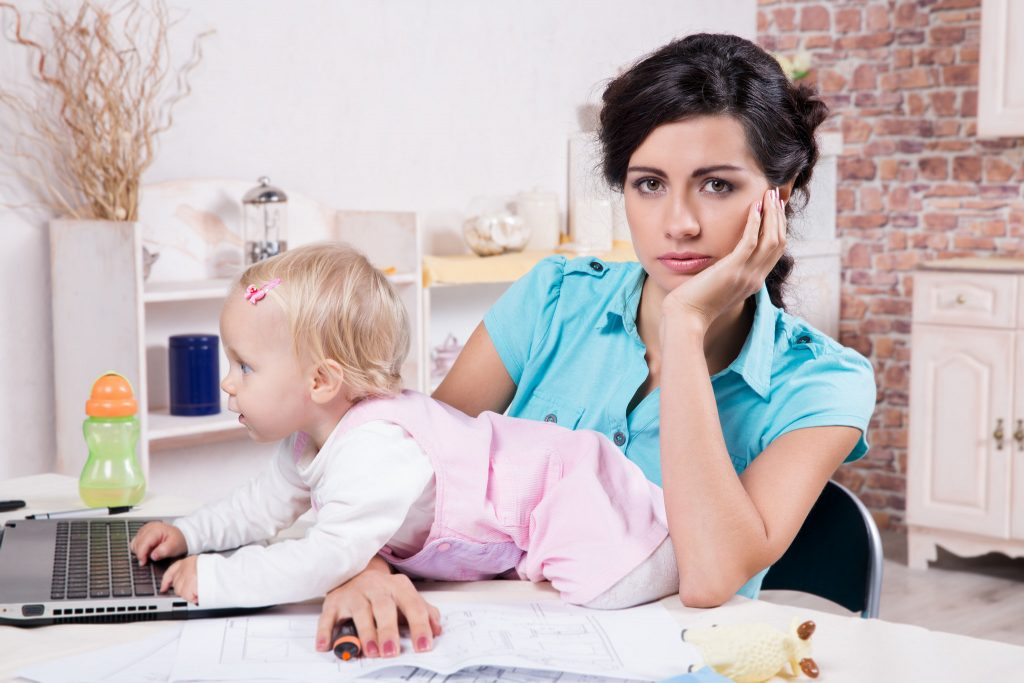 Ideal Schedule for the Mompreneur Who Works from Home